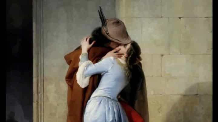 Il Bacio di Hayez