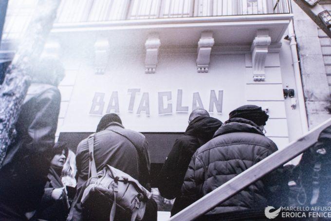 Bataclan, la mostra fotografica: intervista a Renato Aiello