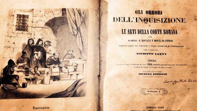 Tribunale dell'Inquisizione: nascita e storia della pratica