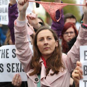 #ThisIsNotConsent: la protesta delle donne in Irlanda