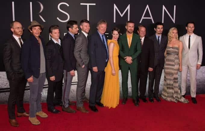 First Man – Il primo uomo, lo spaziale film di Damien Chazelle