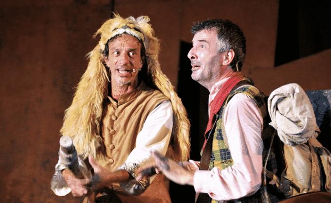 Le Rane di Aristofane in scena al Teatro San Ferdinando