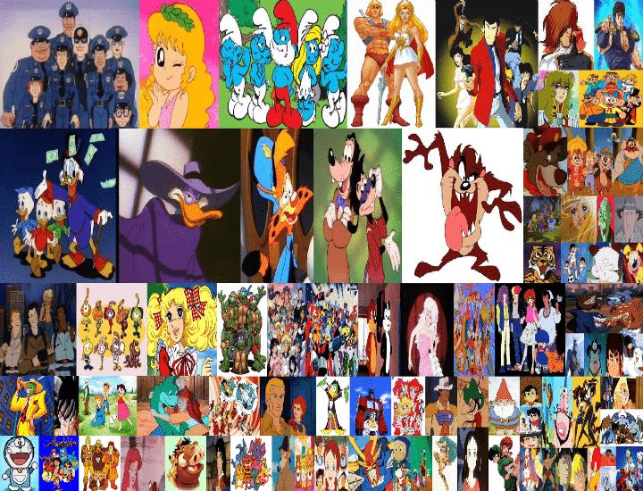 cartoni animati