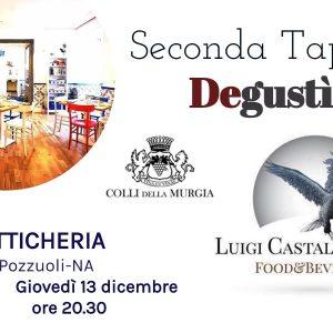 """DEGUSTI' fa tappa da """"Itticheria"""" a Pozzuoli"""