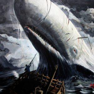 Moby Dick al Museo del Sottosuolo. Negli antri di una sfida