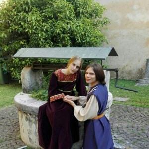 Francesca Amodio e Luca Boscolo