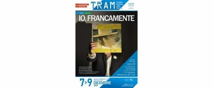 """Franco Califano al Tram, """"Io, francamente"""""""