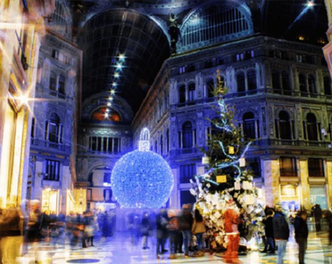 Cosa fare a Napoli a Natale. Le attrazioni da non perdere