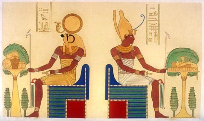 dei egizi