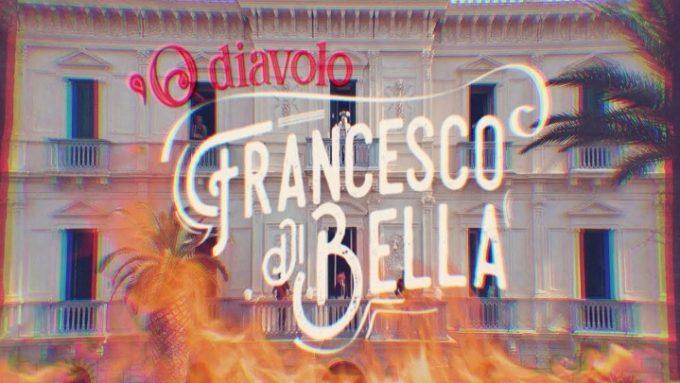 Francesco Di Bella, un diavolo rock in dub style al Sannazaro