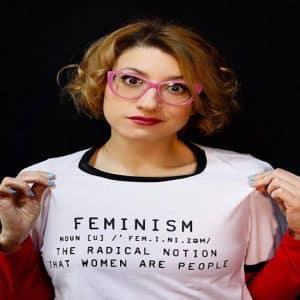Clara Campi, il lato comico del femminismo | Intervista