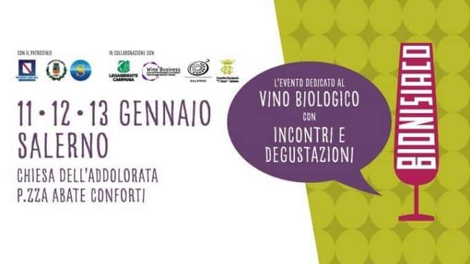 Bionisiaco 2019: alla scoperta del vino biologico
