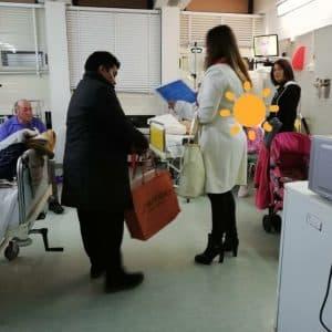 #InsiemeperilTerritorio : giocattoli per i piccoli ricoverati al Pausilipon e Nuovo Policlinico