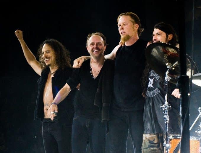 i migliori gruppi metal di sempre