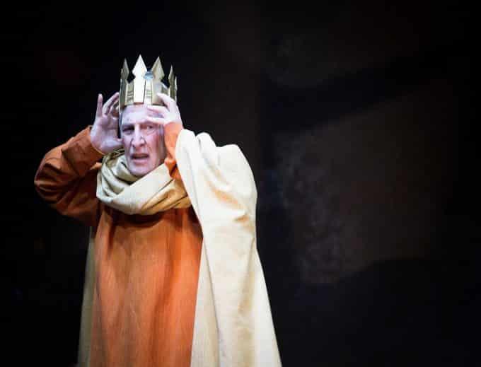 Enrico IV di Carlo Cecchi va in scena al Mercadante