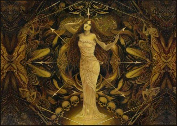 Eris: la dea greca della discordia