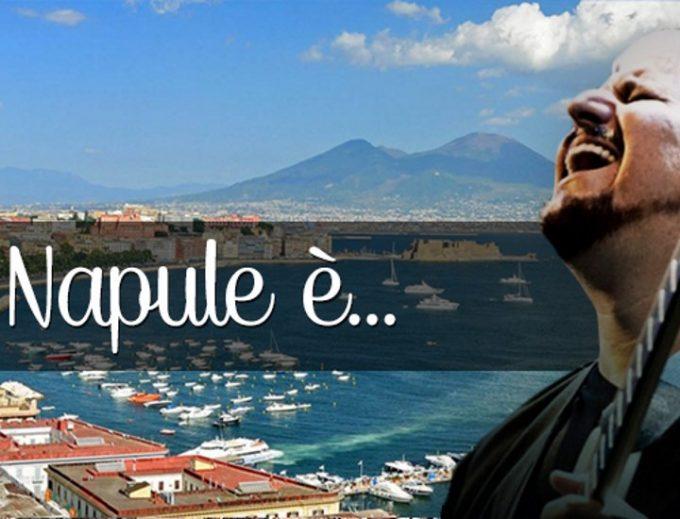 Frasi meravigliose (su Napoli)
