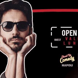 Open-mic con Valerio Lundini, torna la stand up comedy al Kestè