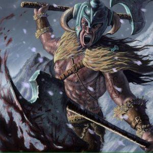 Berserker, i terribili guerrieri vichinghi dalla furia incontenibile