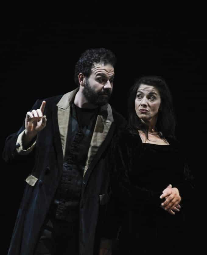 La dodicesima notte di Shakespeare al Teatro Galleria Toledo