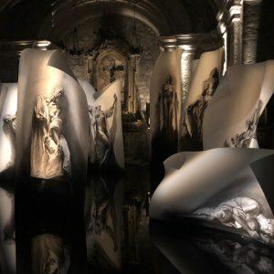 Ernest Pignon-Ernest torna a Napoli con la mostra Extases