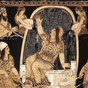 Alcmena madre di Ercole e modello di fedeltà