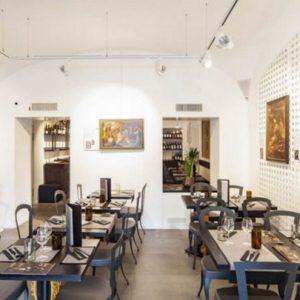 Baroq Art Bistrot a Napoli: l'arte a tavola