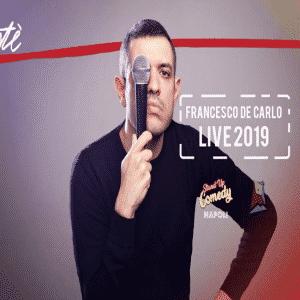Francesco De Carlo live 2019