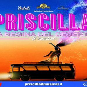 Priscilla - La regina del deserto, al Teatro Augusteo di Napoli
