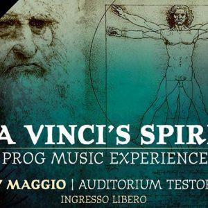 Da Vinci's Spirit, Prog Music Experience