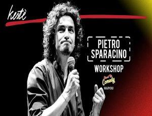 Pietro Sparacino e il suo Open Mic al Kestè