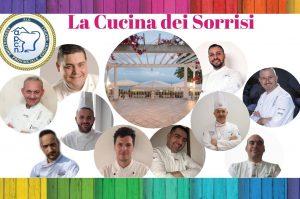 La Cucina dei Sorrisi, l'8 maggio Villa Scipione