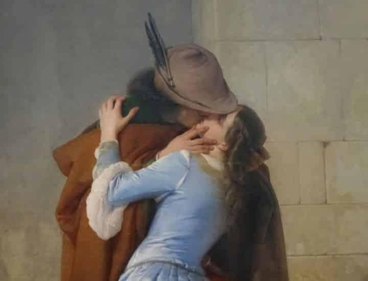 Come si bacia nel mondo