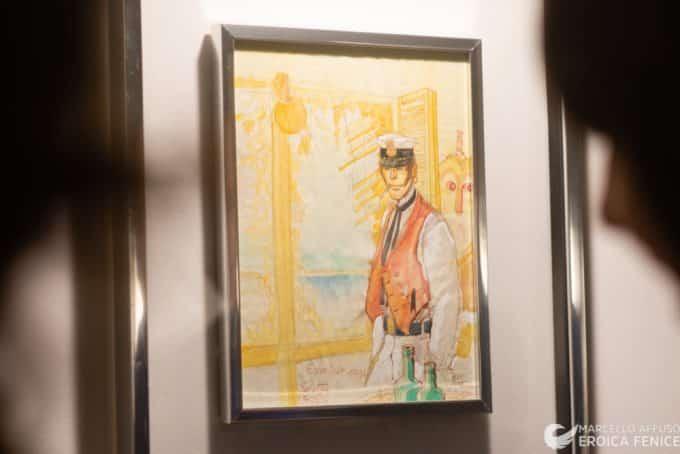 Corto Maltese al MANN: Hugo Pratt sbarca a Napoli