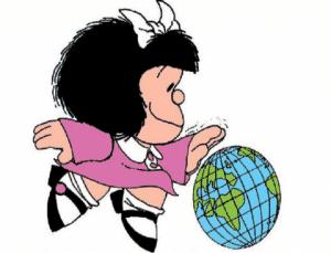 Vignette di Mafalda