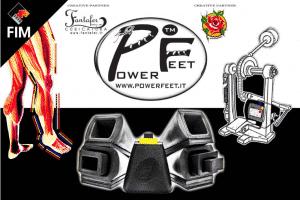 PowerFeet, l'allena piedi intelligente per batteristi al FIM di Milano