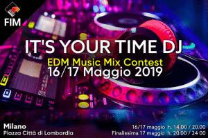 Boom di DJ al FIM di Milano