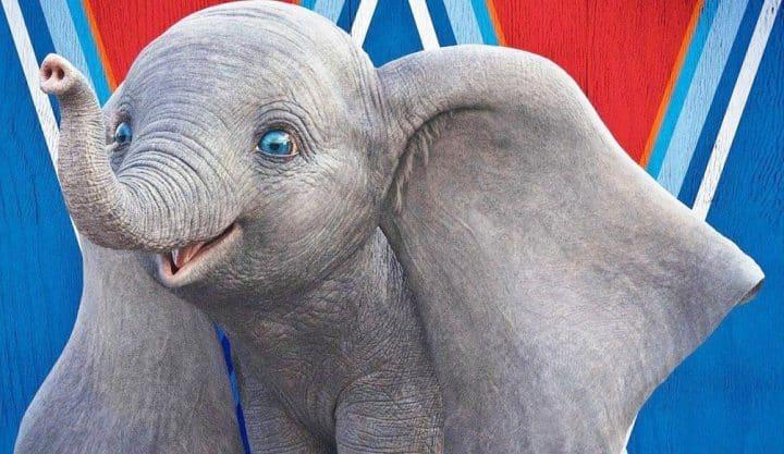 Dumbo ri-vola al cinema con Tim Burton