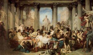 I Saturnalia: storia di un mondo al contrario