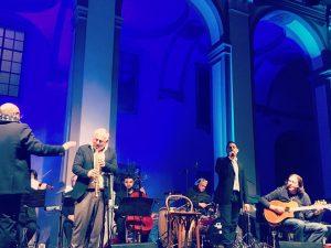 Pino Daniele Opera ospite a San Lorenzo Maggiore