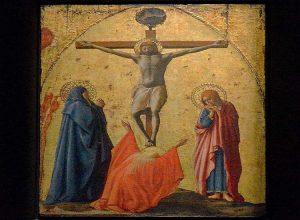 Crocifissione di Masaccio