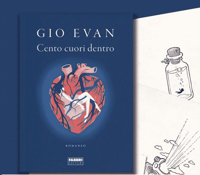 Cento cuori dentro di Gio Evan: la ricerca di noi stessi