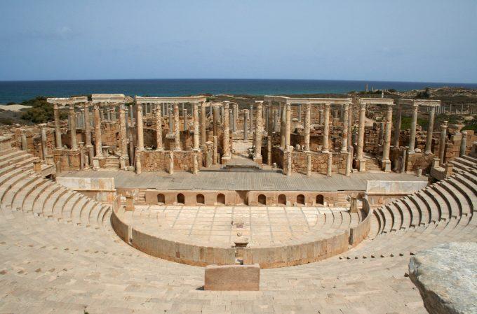 Leptis Magna, storia dell'antica città dell'Africa