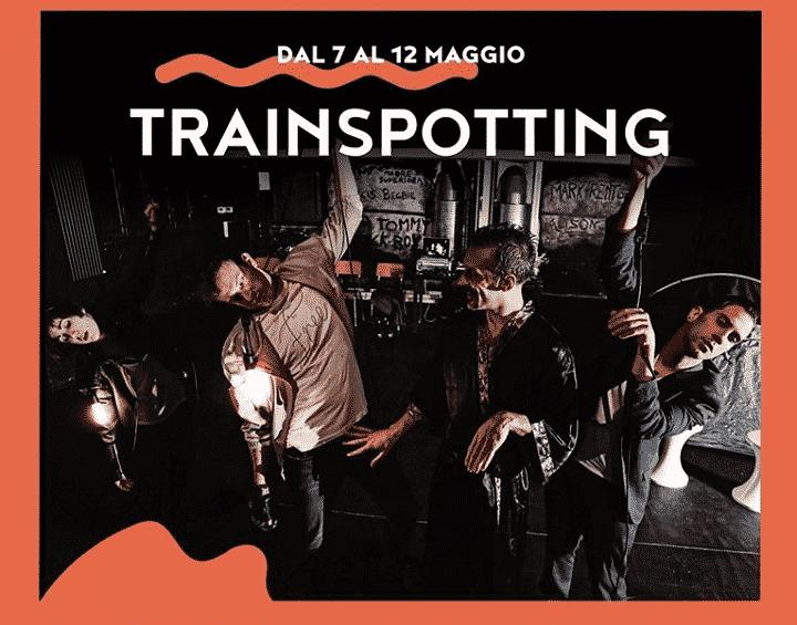 Trainspotting di Sandro Mabellini al Piccolo Bellini