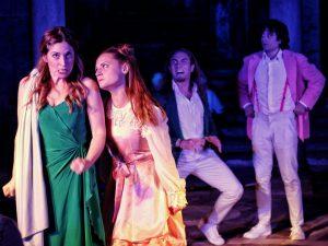 Sogno di una notte di mezza estate, Shakespeare tra Eros e Freud