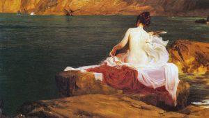 Calipso, la misteriosa dea greca innamorata di Ulisse