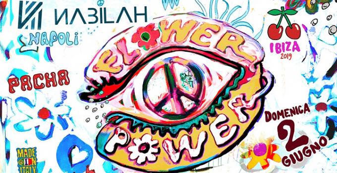Il Flower Power del Pacha di Ibiza in esclusiva al Nabilah
