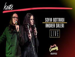 Andrea Saleri & Sofia Gottardi al Kestè