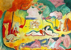 """""""La gioia di vivere"""" di Henri Matisse: fusione uomo-natura"""
