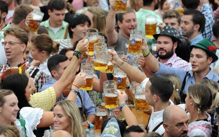 Le 5 festività più famose della Germania